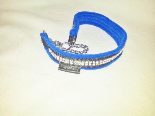 Sparkles Half Check Collar-286