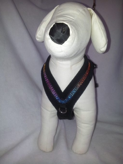 Sparkles Fleece Harness-277
