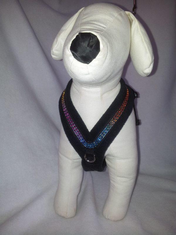 Sparkles Fleece Harness-277