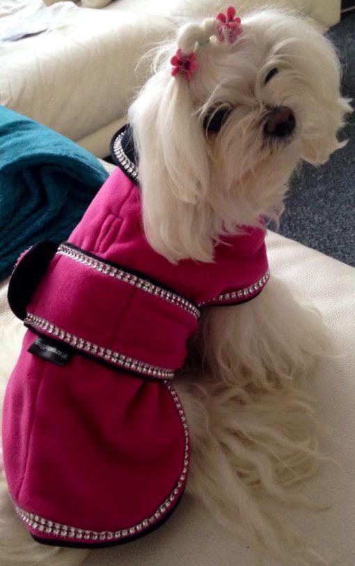 SPARKLES Fleece Coats-0