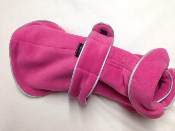 SPARKLES Fleece Coats-309
